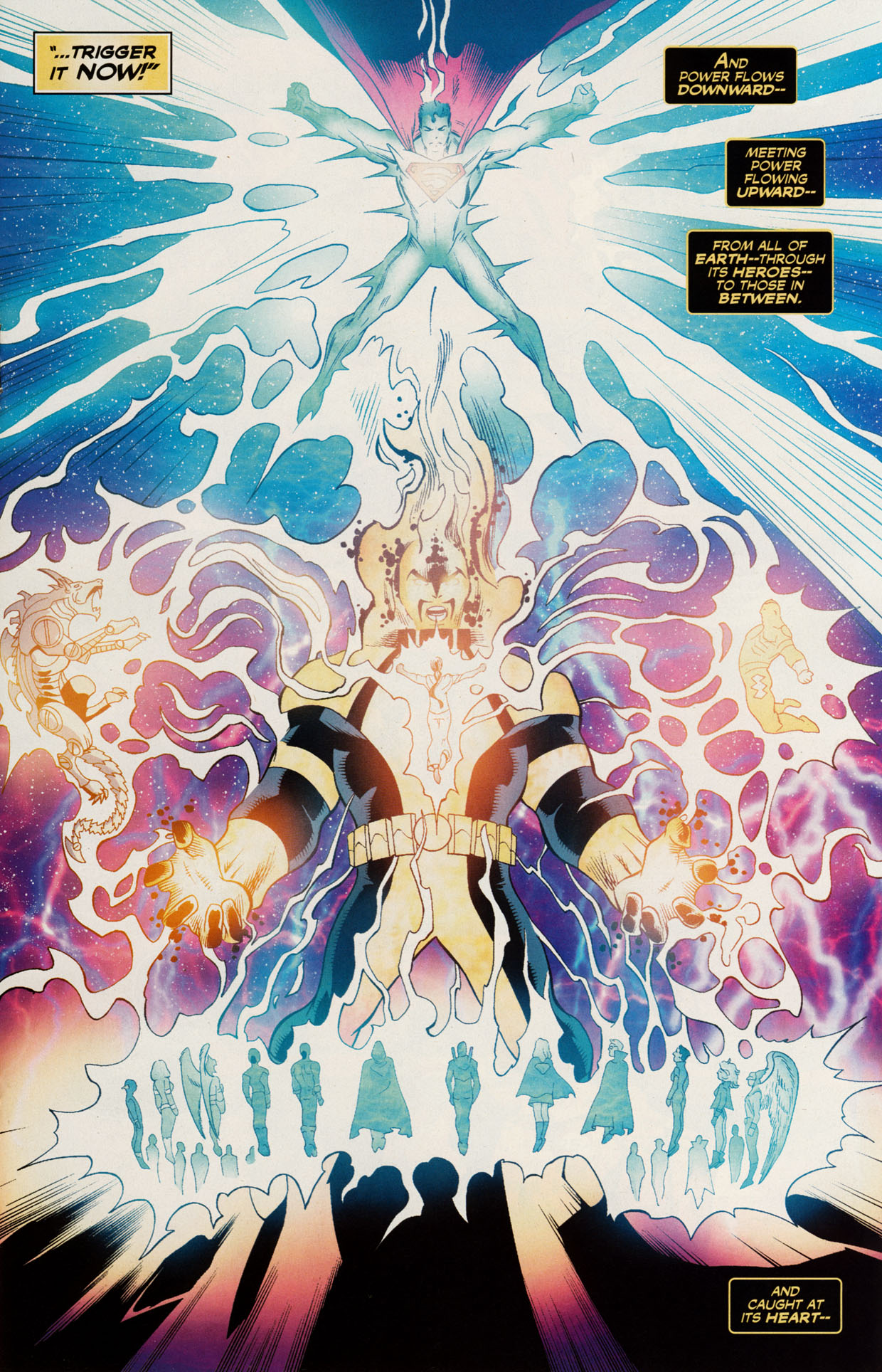 Read online Trinity (2008) comic -  Issue #48 - 15