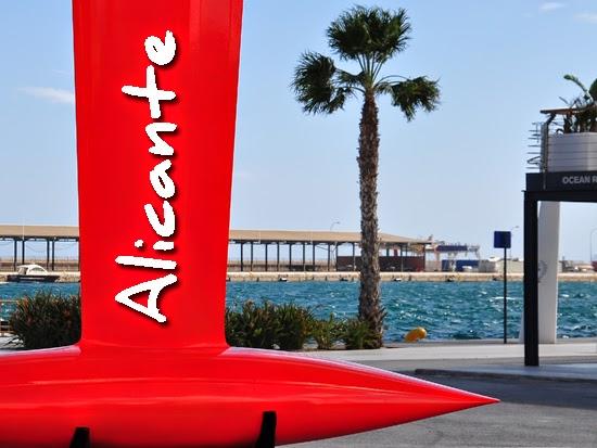 PREVISIÓN DE CRUCEROS - Alicante Septiembre 2014