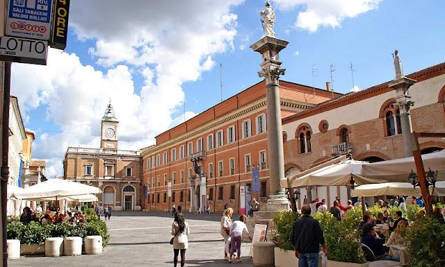 Centro histórico de Ravena