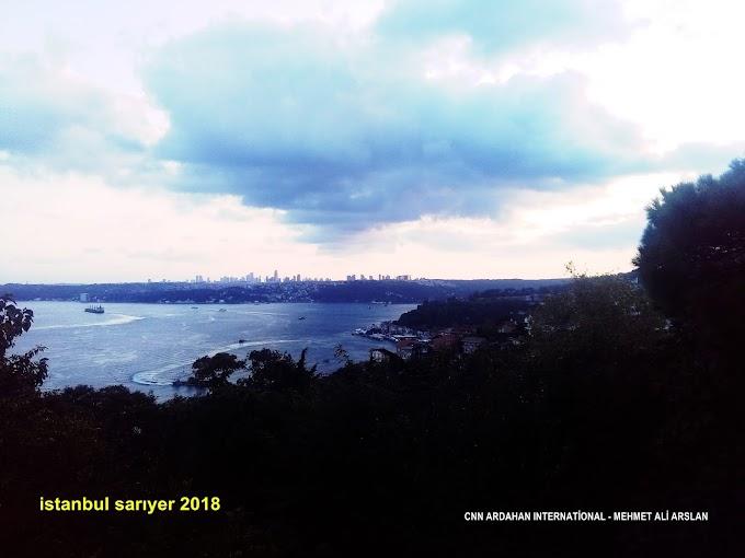 istanbul sarıyer 2018