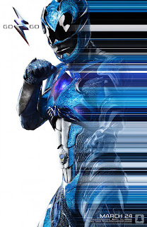 Power Rangers (2017) Movie Banner Poster 14