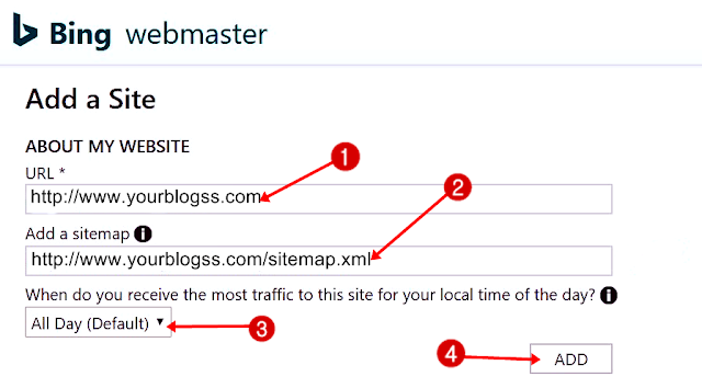 bing webmaster tools, bing, submit site to bing, bing webmaster, bing site submit, submit to bing, bing verification,how to submit sitemap to bing webmaster,blogger seo