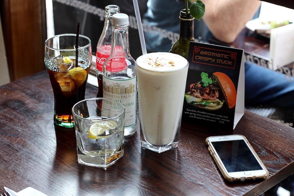 Haché Burgers restaurant peexo blogger
