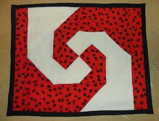 mantel individual tradicional patchwork