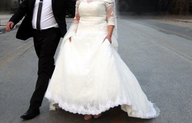 Γάμος με συνοδεία αστυνομίας - Πλακώθηκαν τα σόγια στο ξύλο