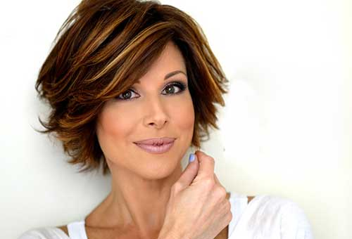 Special Layered Hairstyles To Make Short Hair