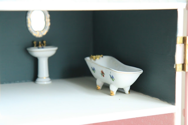 Farrow and Ball Inchyra Blue and Shaded White