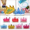 Mahkota LED Untuk Pesta Ulang Tahun Anak-Anak