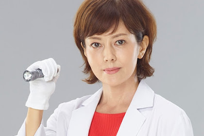 Sinopsis The Woman of S.R.I. Special (2017) - Film TV Jepang