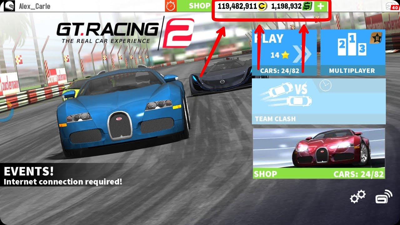 gt racing 2 mod apk download revdl