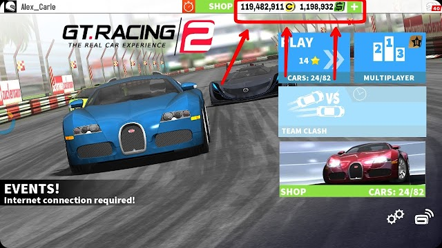 GT Racing 2 Mod Apk Unlimited Money Free Download