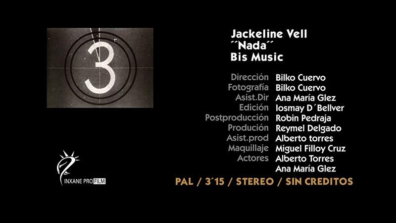 Jackeline Vell - ¨Nada¨ - Videoclip - Dirección: Bilko Cuervo. Portal Del Vídeo Clip Cubano - 10
