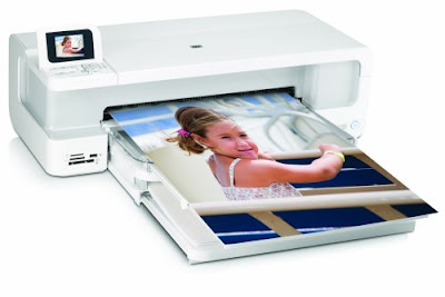 includes specialized tray for iii mutual photograph sizes HP Photosmart B8550 Driver Downloads