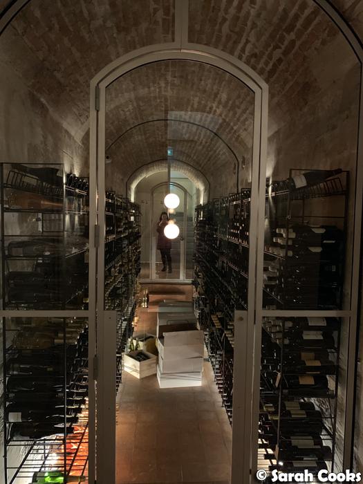 Wine Cave, Astair Paris