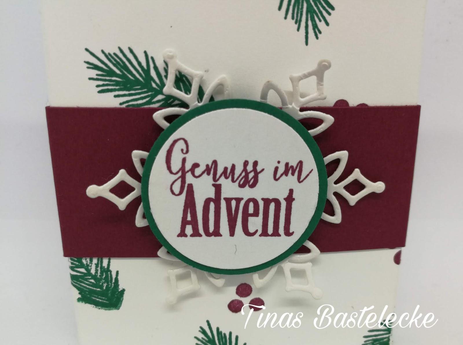 15 Minuten Weihnachten Anleitung.15 Minuten Weihnachten Im Häuschen