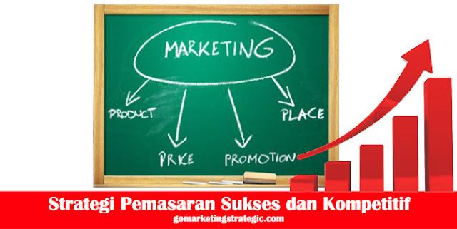 Konsep Strategi Pemasaran Sukses dan Kompetitif