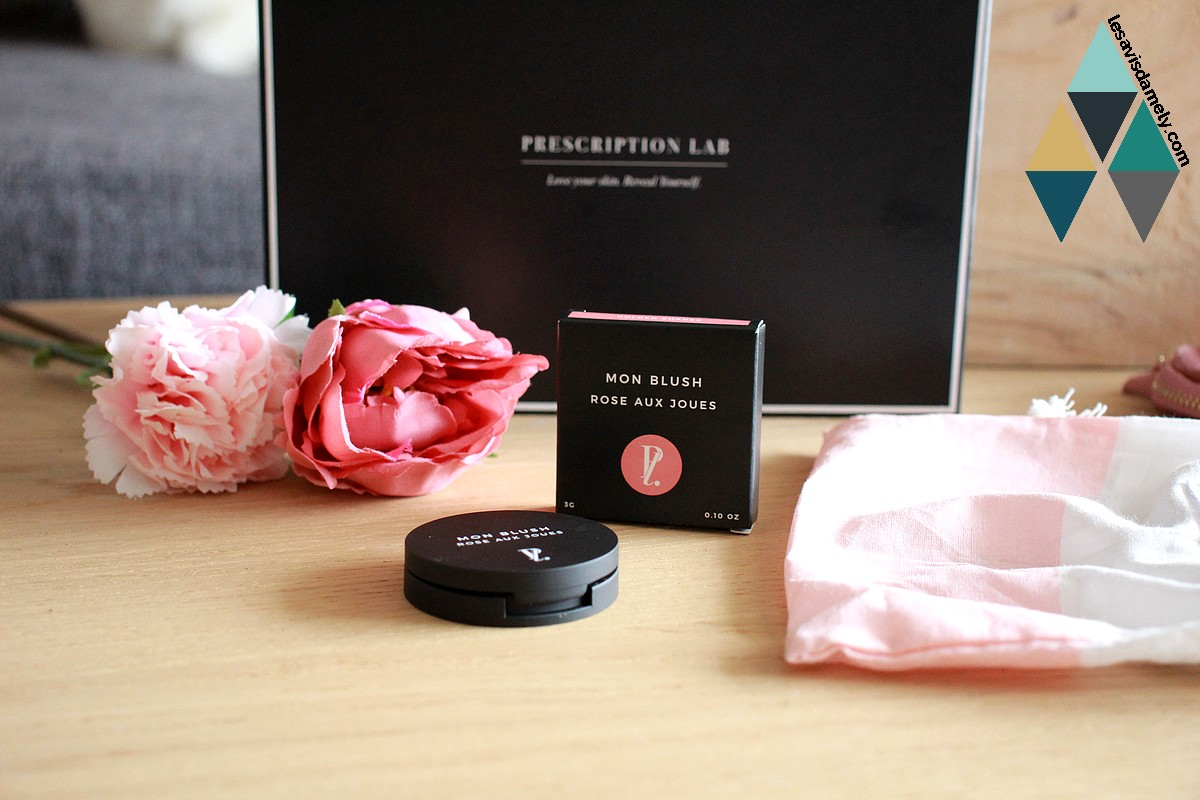 revue blush rose aux joues golden shades avis
