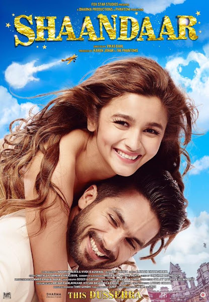 Shaandaar (2015) Movie Poster