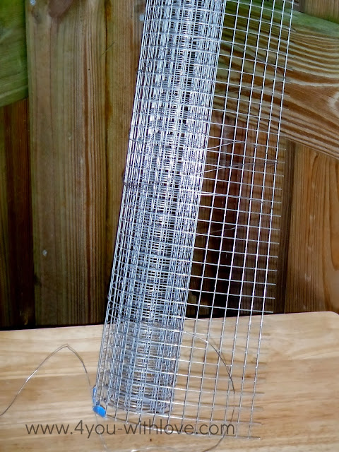 Hardware Cloth for Wire Baskets