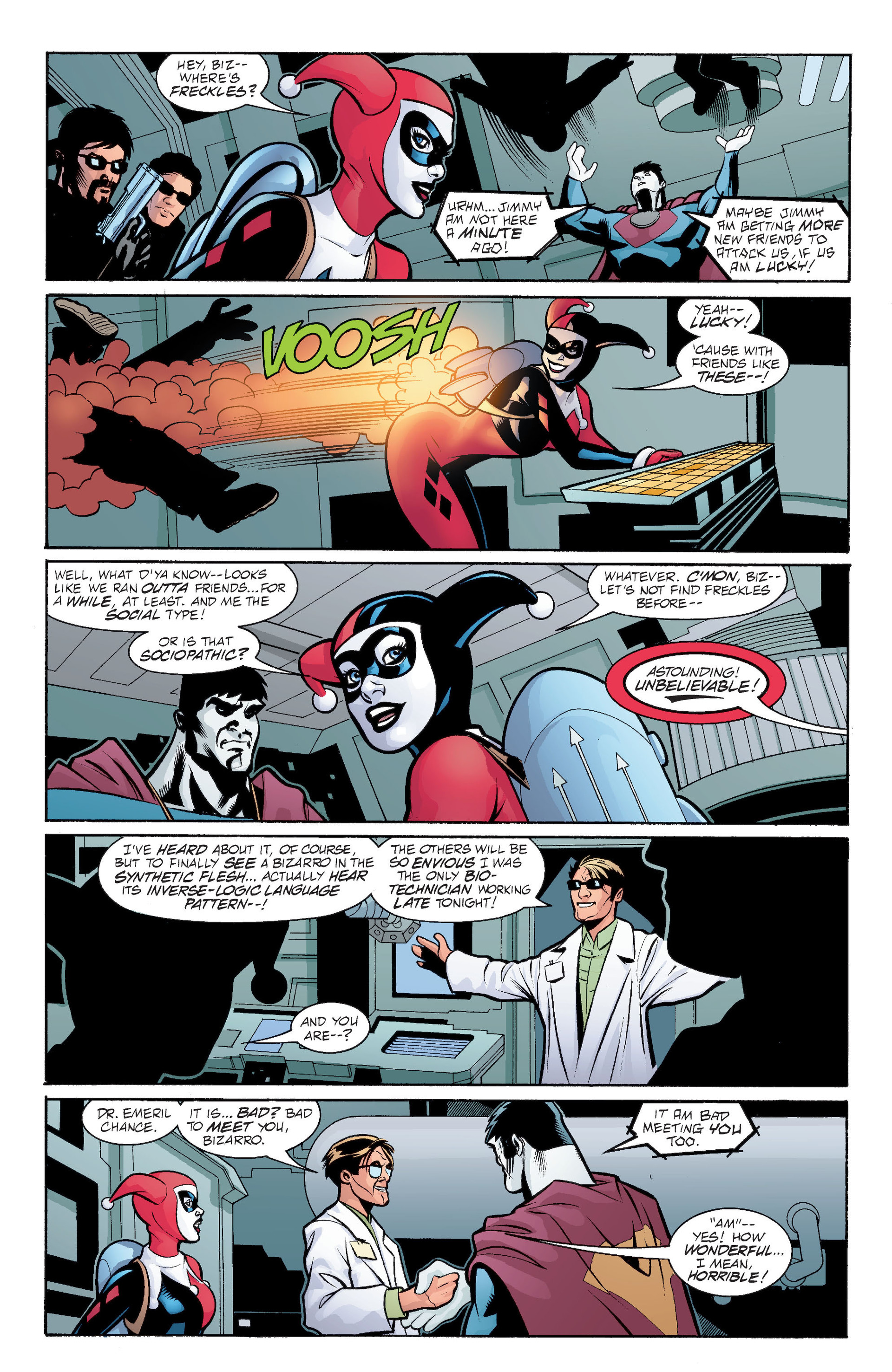 Harley Quinn (2000) Issue #18 #18 - English 18