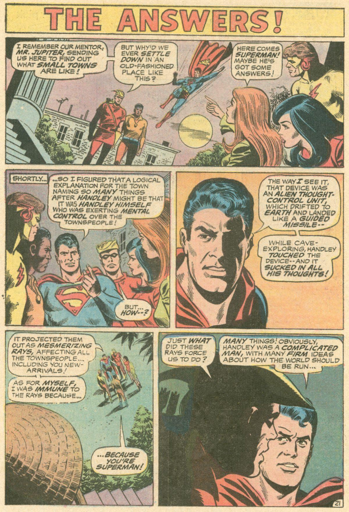 Read online World's Finest Comics comic -  Issue #205 - 28