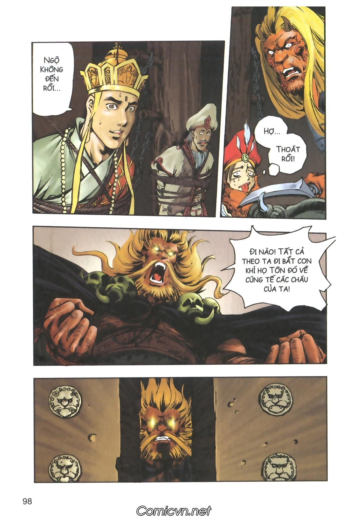 Tây Du Ký màu - Chapter 126 - Pic 9