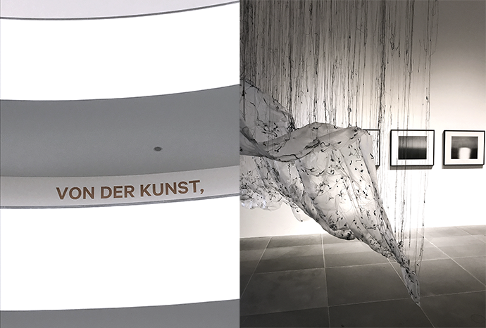 Ein Besuch im Neuen Museum in Nürnberg