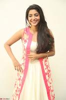 Aishwarya Lekshmi looks stunning in sleeveless deep neck gown with transparent Ethnic jacket ~  Exclusive Celebrities Galleries 118.JPG