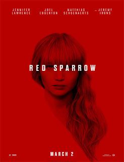 Operacion Red Sparrow  2018