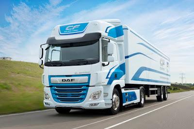 DAF Trucks inova no IAA 2018 com caminhões elétricos