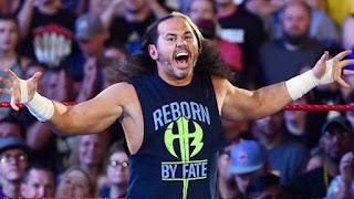 WWE Matt Hardy Broken Woken Retire Bray Wyatt