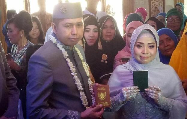 Baru Sebulan Nikah, Muzdhalifah Gugat Cerai Suami Ketiga