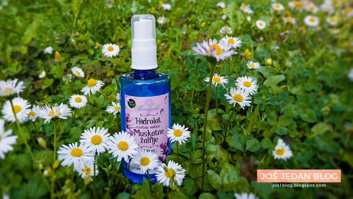 Marigold hidrolat muskatne žalfije recenzija utisci