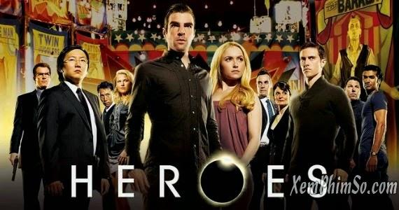 Giải Cứu Thế Giới Phần 5 heyphim heroes msn return cast photo