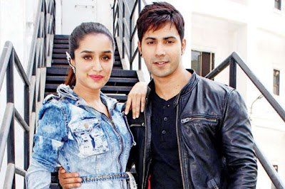 Shraddha-Varun-the-besty-couple-hotromentic