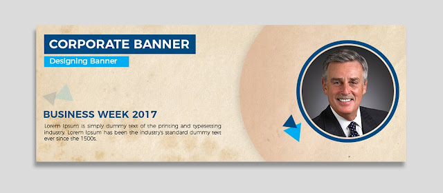 Creative and Professional Corporate Banner Design
