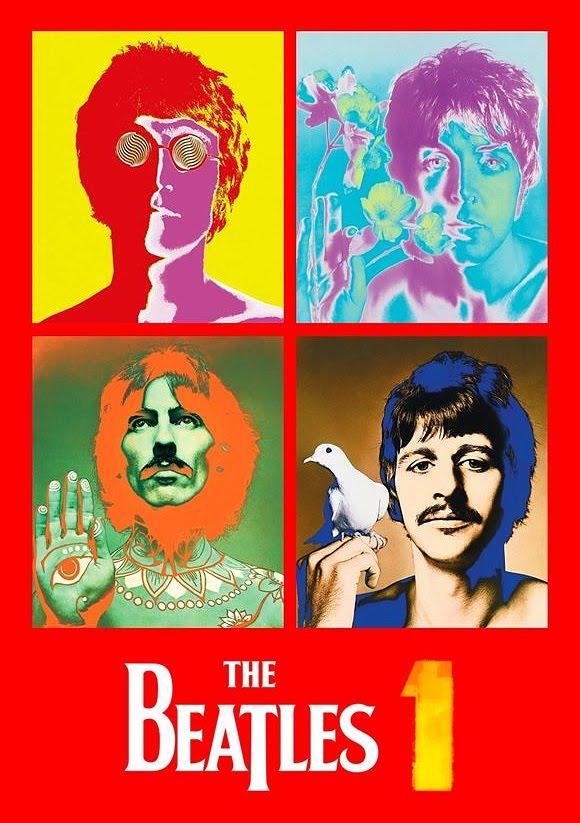 «The Beatles 1» : la compilation en audio remixé et vidéo remasterisée