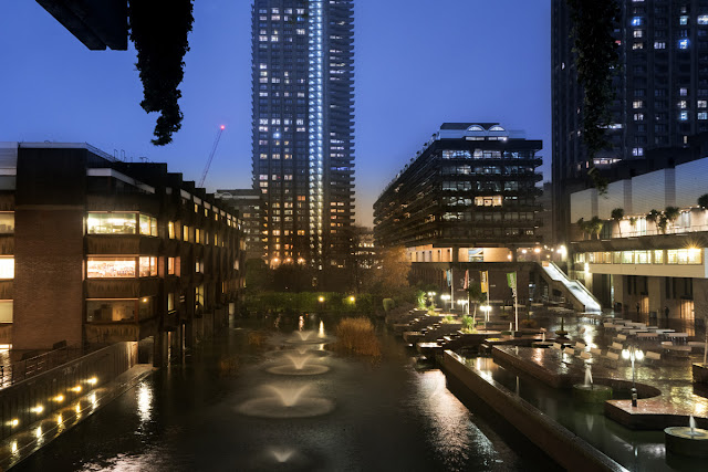 Barbican Centre - London Cityscape photography tips - Ashley Laurence - Time for Heroes Photography