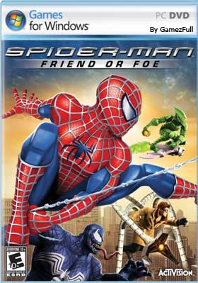 Spider Man Amigo o Enemigo PC Full [MEGA]
