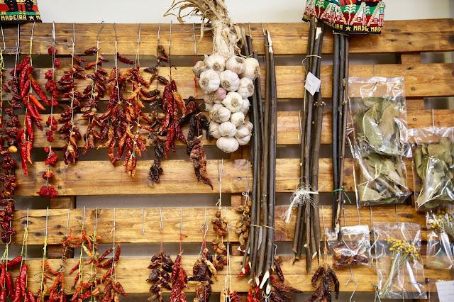 bay laurel twigs, Funchal, Madeira,  pic: Kerstin Rodgers/msmarmitelover