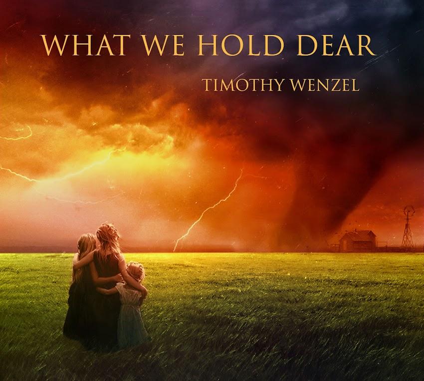 El nuevo disco de Timothy Wenzel, explorando la naturaleza de dentro y de fuera.