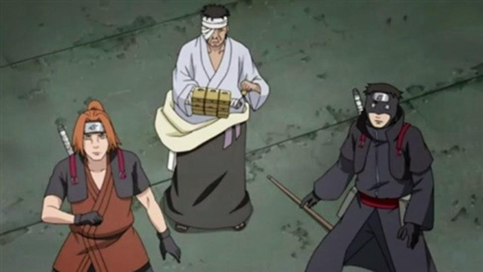 Danzo, Fu y Torune