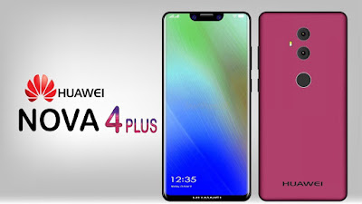 أسعار ومواصفات Huawei nova 4, موبايل هواوي نوفا 4