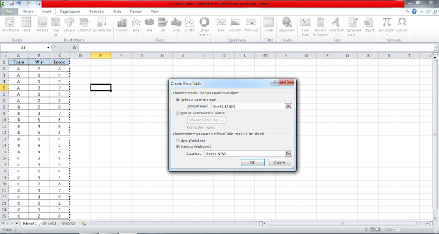 How to Use Pivot Table 3