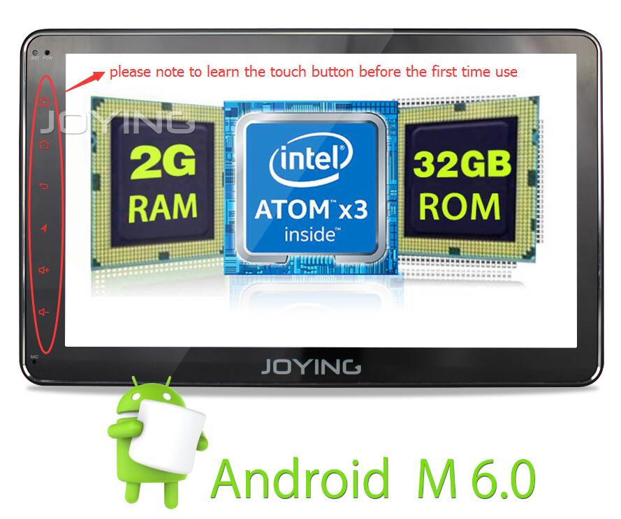 Solution of Insensitive Touch Buttons on Joying Tablet with New