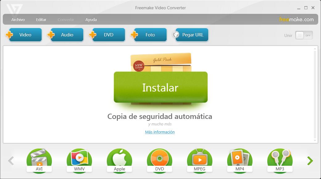 freemake full español