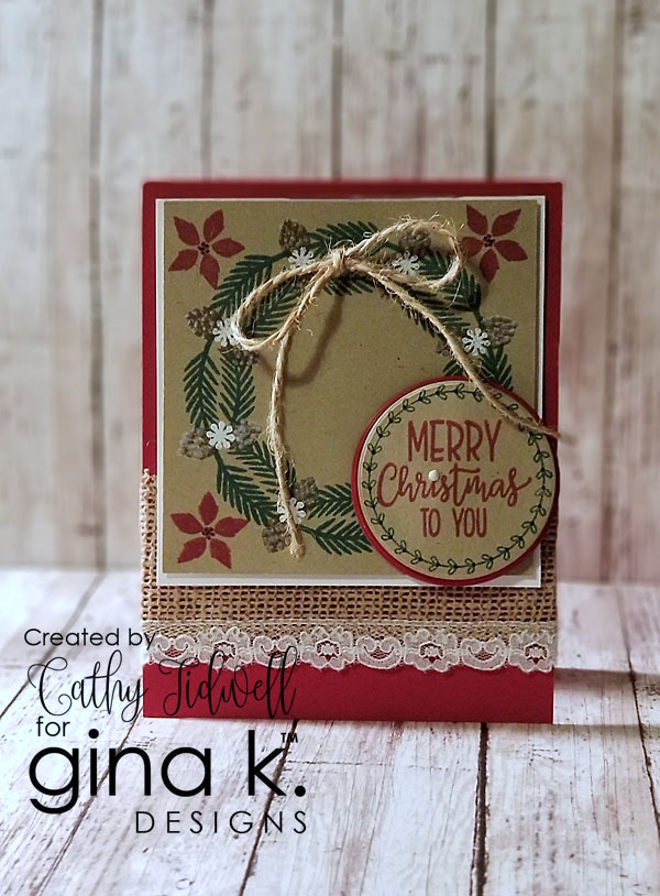 Cat\'s Creations: Gina K. Designs August 2018 Release - Day 2 and ...