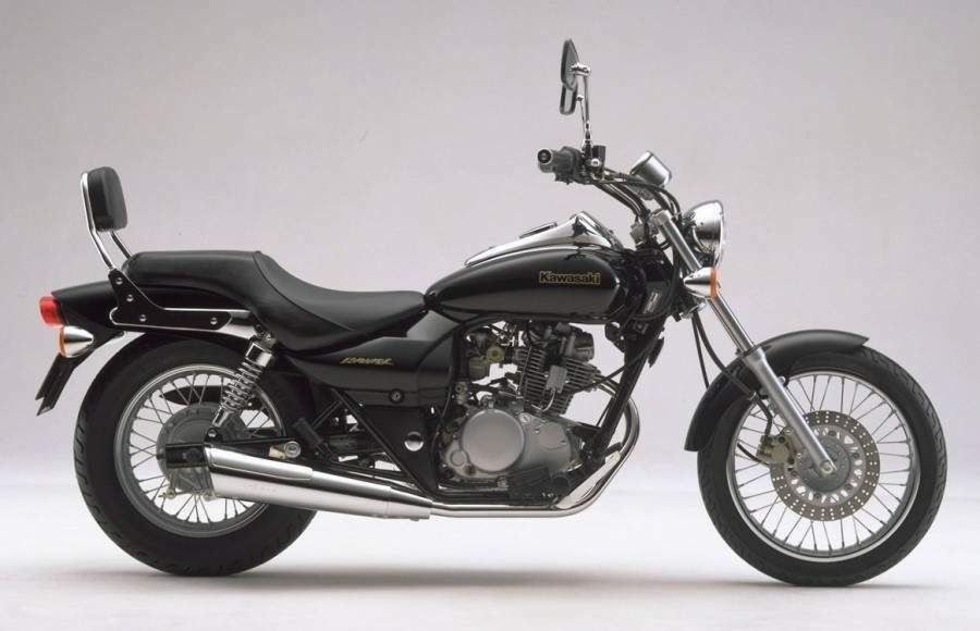 Kawasaki 125 Eliminator Specs And Pictures Motorcycle