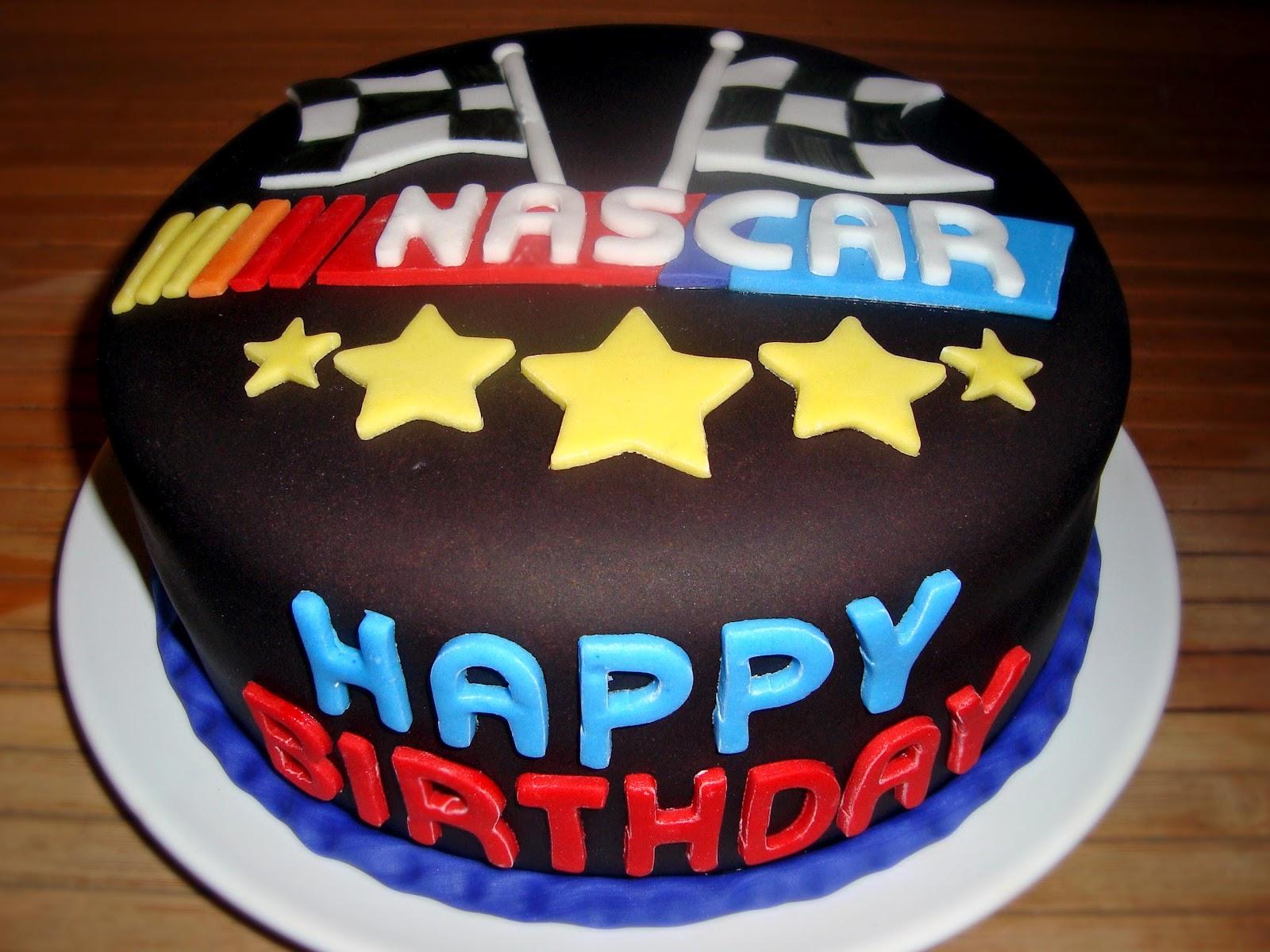 nascar happy birthday images