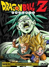 Dragon Ball Z (Filme 11): O Combate Final, Bio-broly - Dublado